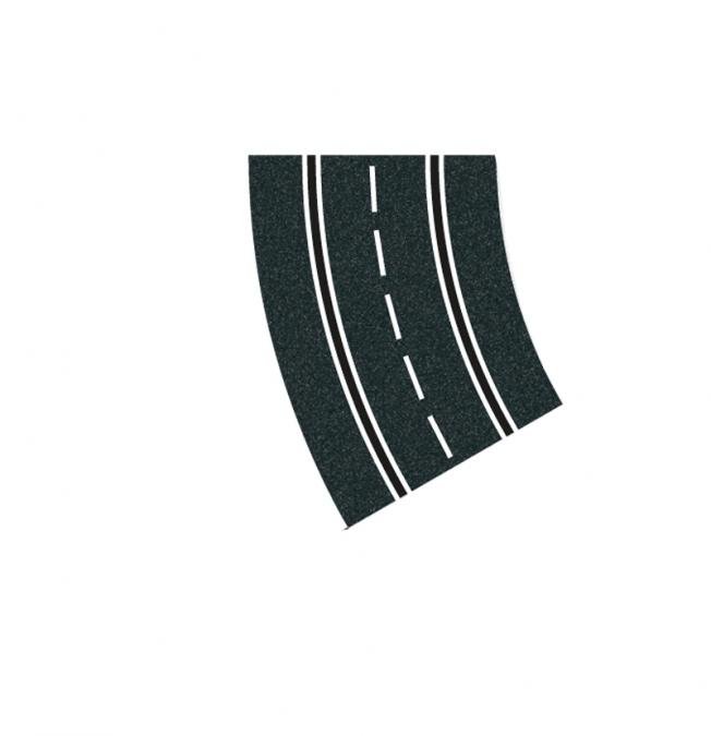 Carrera 20568 Outside Border Radius 4//15 Curve Track for 1//24 1//32