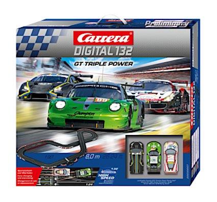Carrera Slots - Carrera Slot Cars - Racing Tracks and Sets