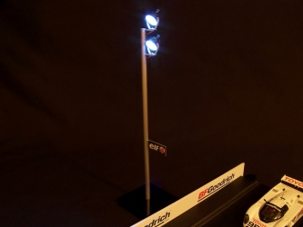 Z6601 132124 slot car track lights by royal slot car accessories aloadofball Images